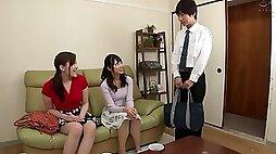 Japanese voluptuous teens crazy xxx clip