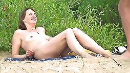 Compilation of horny mature ladies who love to flash their naked bodies