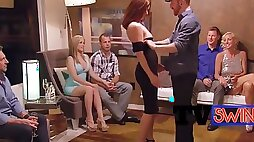 Enjoy a new episode of Swinger TV show