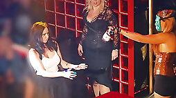Alysa Gap and Brittany Bardot anal fetish party