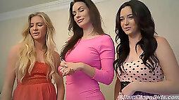 3 dress donk human tabouret facesitting