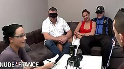 Real French Cuckold Video