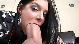 India Summer takes on monster penis