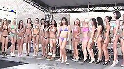 Bikini Ass Shaking Contest