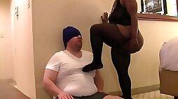 BBW Mistress Femdom