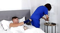 The Nympho Nurse