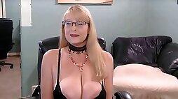 MyHoneyPotsJuicy Waits For Cock Cam Model Camgirl MILF Mature