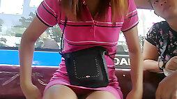 NagpaBOSO si sa jeep - Buena Mano sa 2020.. dark-hued panty