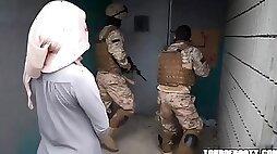 Aamir's delivery hijab muslim turbanli