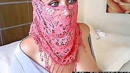 Muslim MILF Needs To Seduce Her Husband...