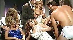 Horny Windows - Ashlyn gere group sex retro porn
