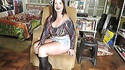 Crazy amateur Brazilian, Latina adult video