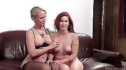 Horny lesbian, anal porn scene with exotic pornstars Simone Sonay and Charli Piper from Whippedass