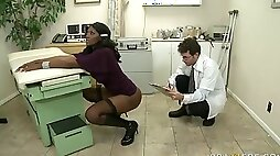 Nyomi Banxxx Goes Ass To Mouth