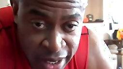 Ebony Whore Captured on a Hidden Camera Shoved by a BBC Black Ebonyho