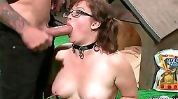 SUPERSIZED BIG BEAUTIFUL WOMAN slave humped in public place