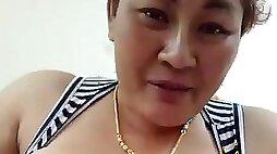 Indonesian mature BBW