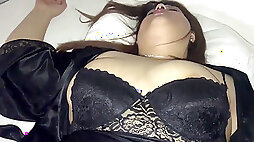 I pounded MY inebriated SLEEPING STEP mummy AND CUM IN HER PUSSY !
