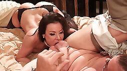 High class escort Kendra Lust fulfills every desire