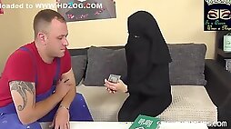 Niqab - Never Leave Your Wife Without Cash