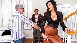 A Slippery Situation Free Video With Becky Bandini - BRAZZERS