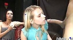 Horny girls amateur hard 9